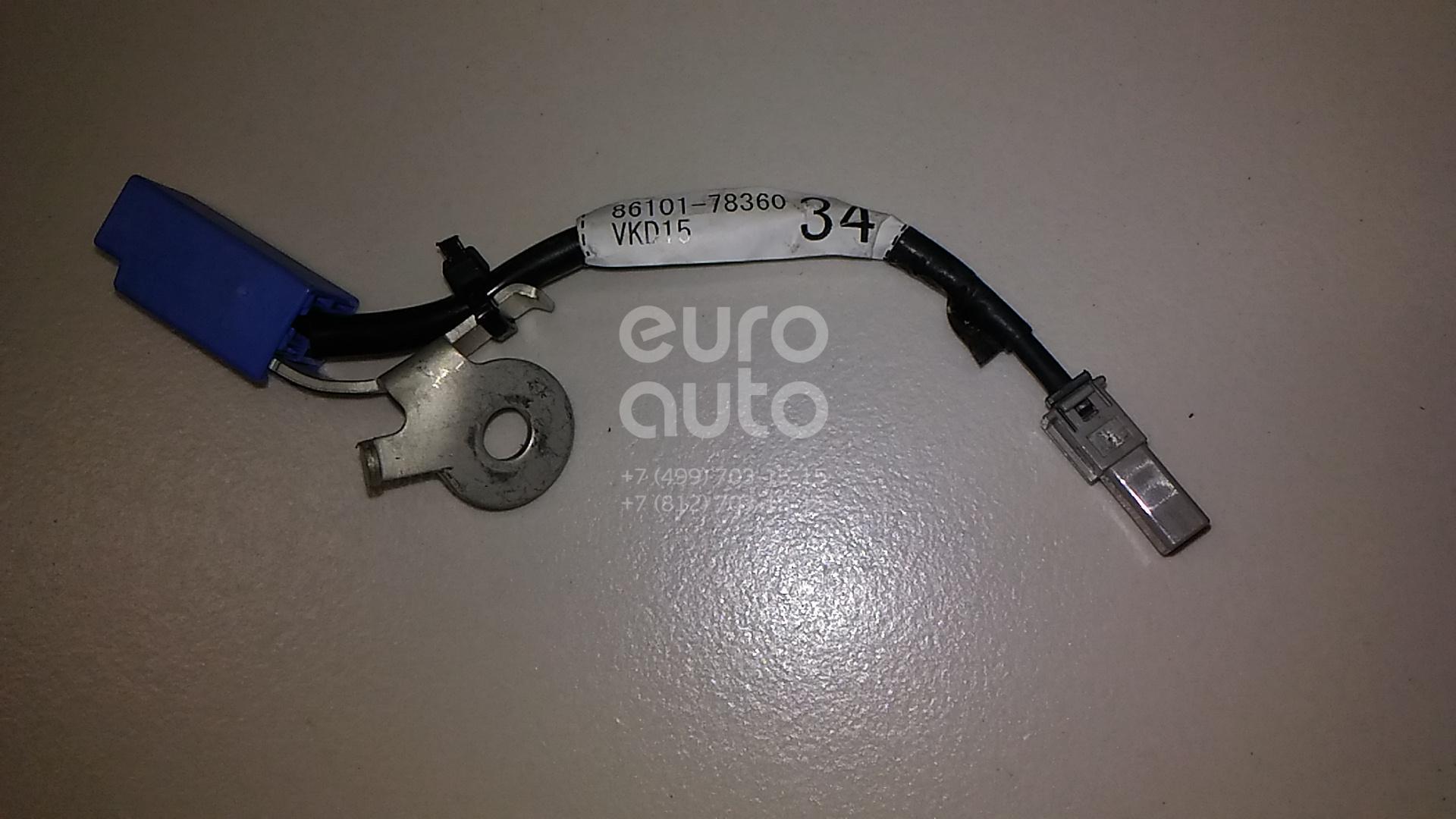 Купить Проводка (коса) Lexus NX 200/300H 2014-; (8610178360)