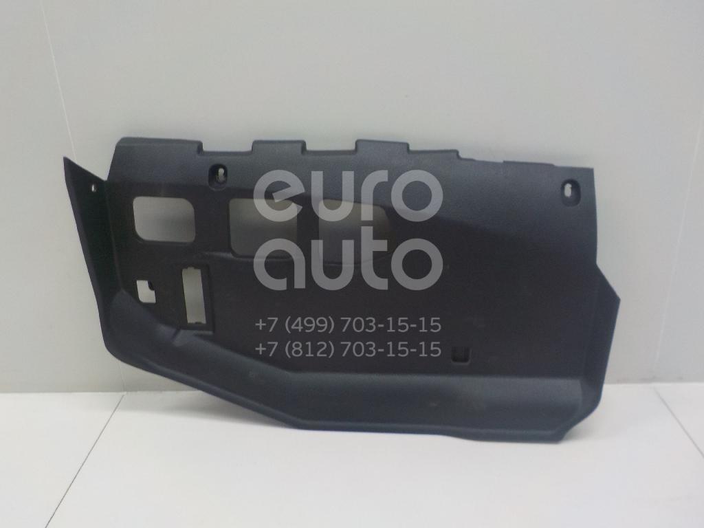 Накладка (кузов внутри) BMW 1-серия E87/E81 2004-2011; (51456982674)
