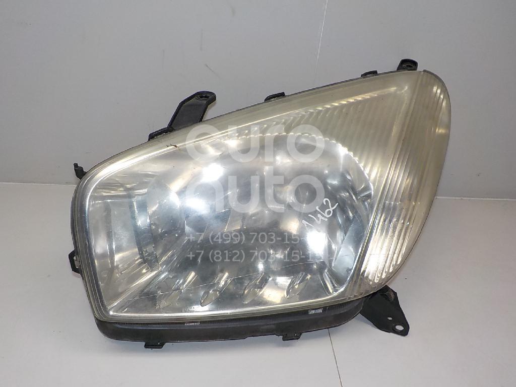 Купить Фара левая Toyota RAV 4 2000-2005; (8117042170)