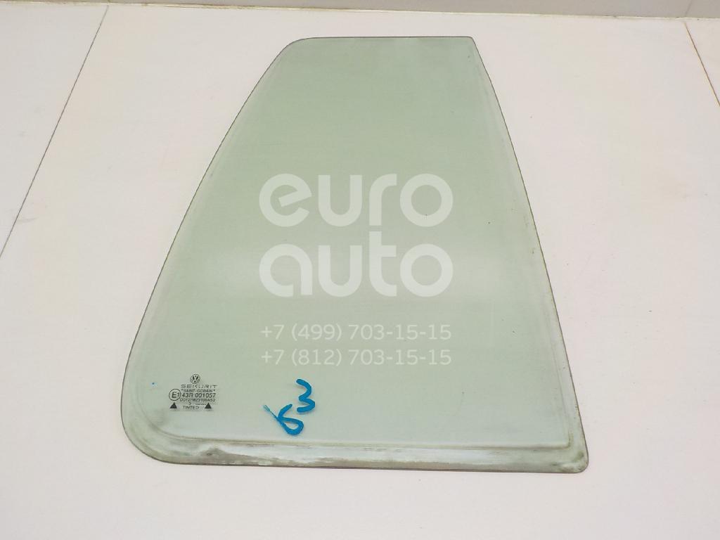 Купить Стекло двери задней правой (форточка) VW Golf III/Vento 1991-1997; (1H9845216A)
