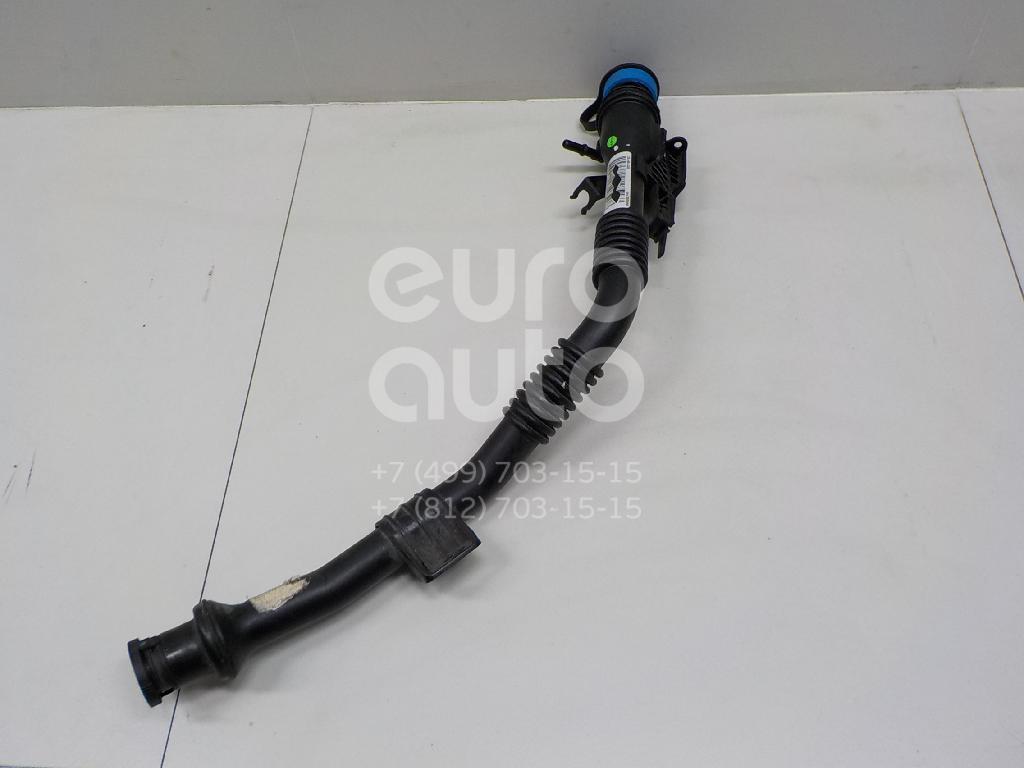Купить Горловина топливного бака Mercedes Benz W166 M-Klasse (ML/GLE) 2011-; (1664701720)
