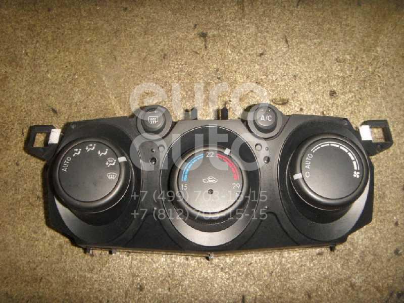 Купить Блок управления климатической установкой Mazda Mazda 2 (DE) 2007-2014; (DF7561190A)