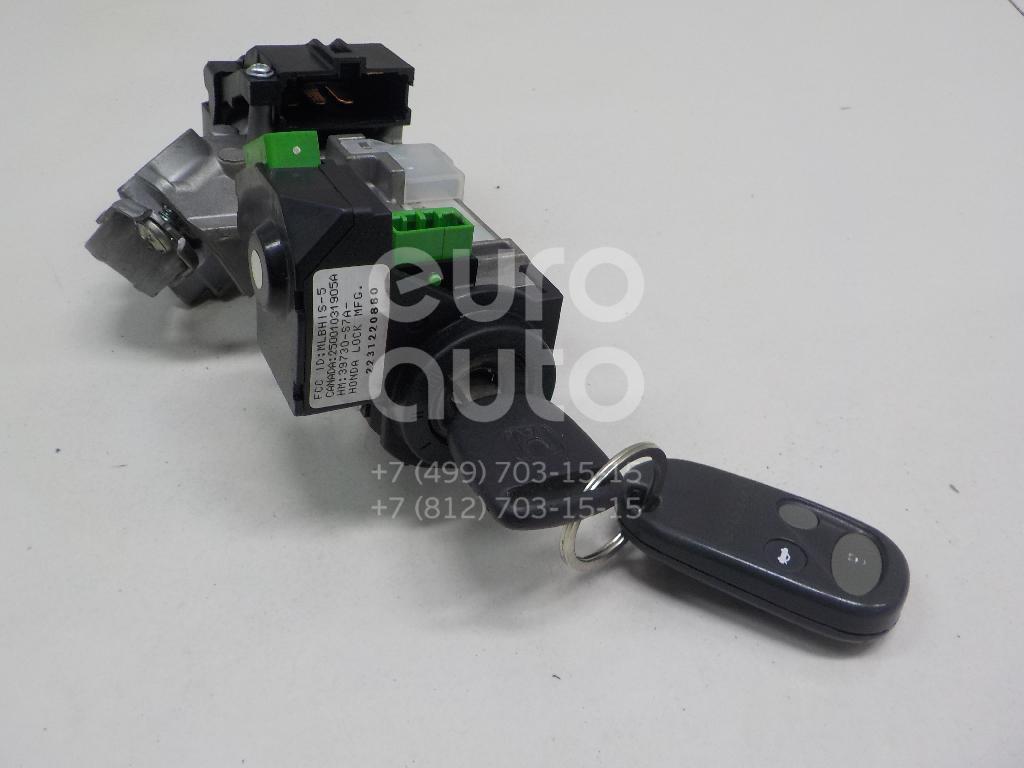 Купить Замок зажигания Honda CR-V 2002-2006; (06350S9AG00)