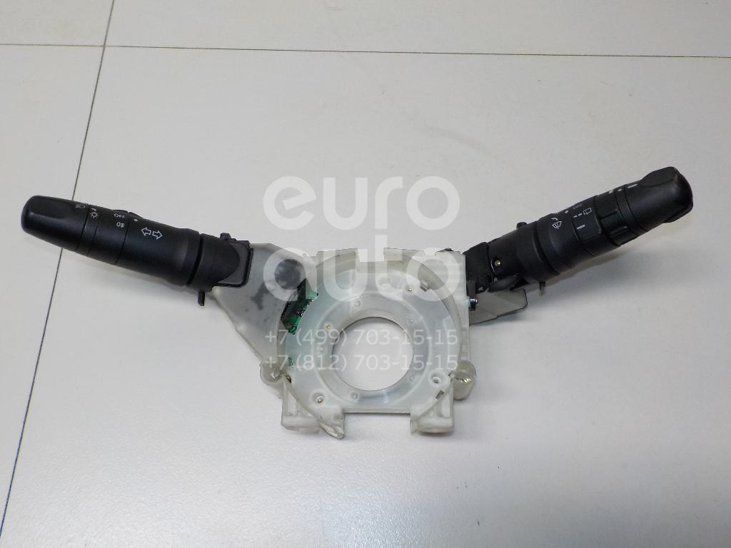 Купить Переключатель подрулевой в сборе Nissan Micra (K12E) 2002-2010; (25560AX786)