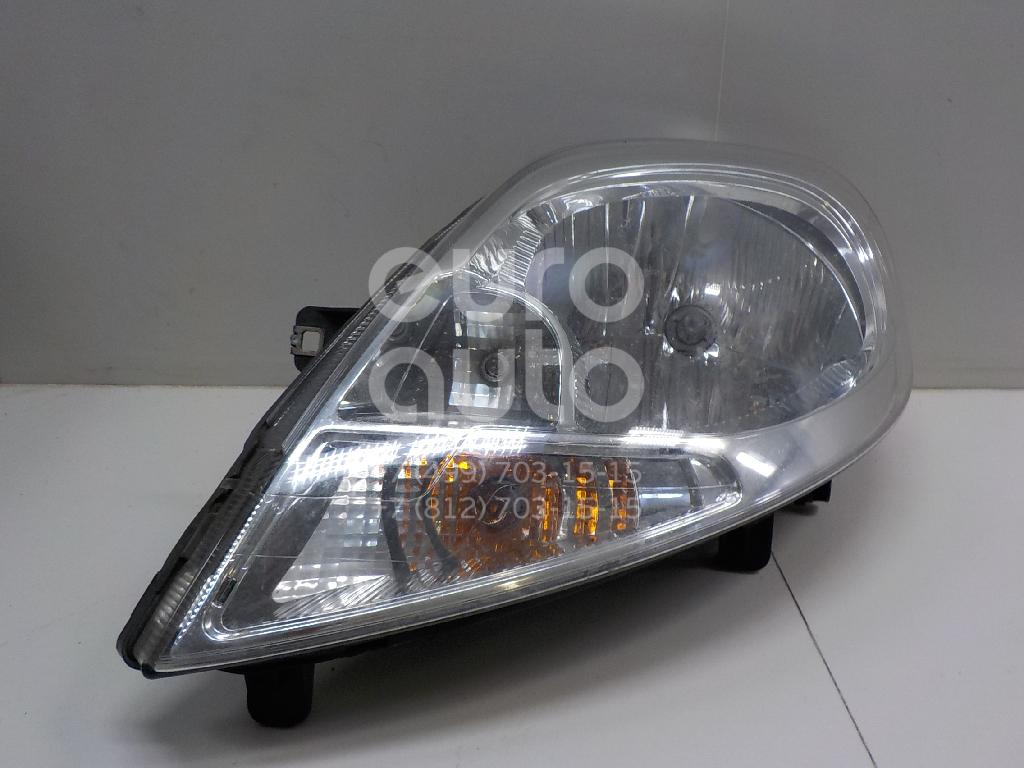 Купить Фара левая Renault Trafic 2001-2014; (8200701354)