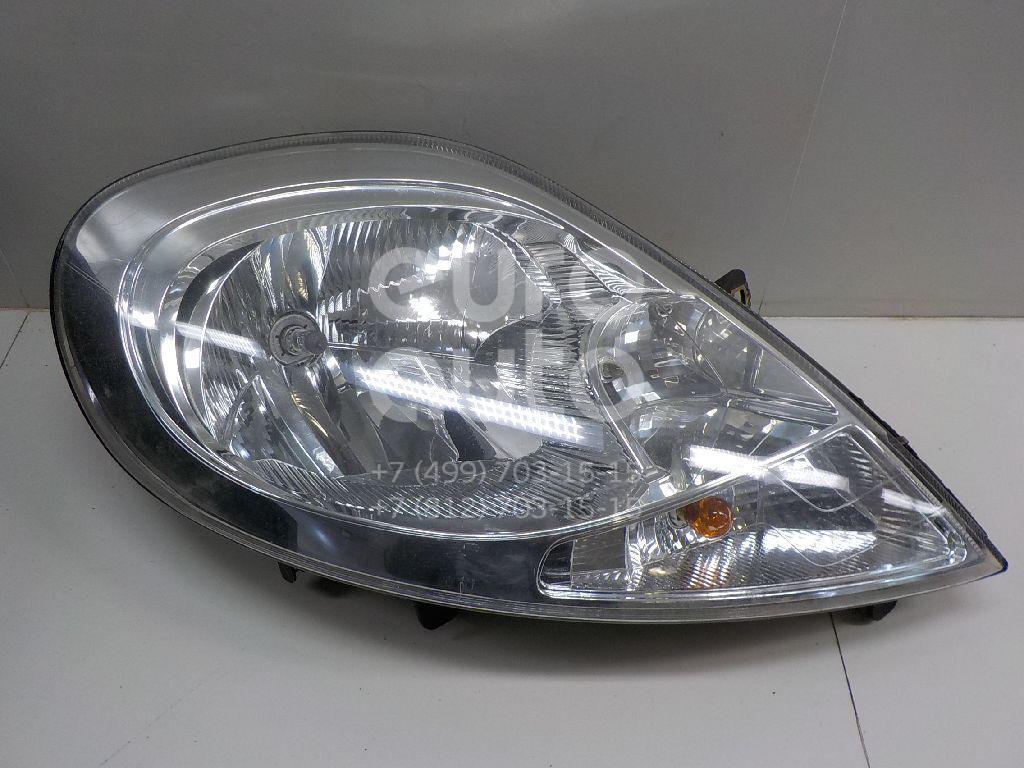 Купить Фара правая Renault Trafic 2001-2014; (8200701356)