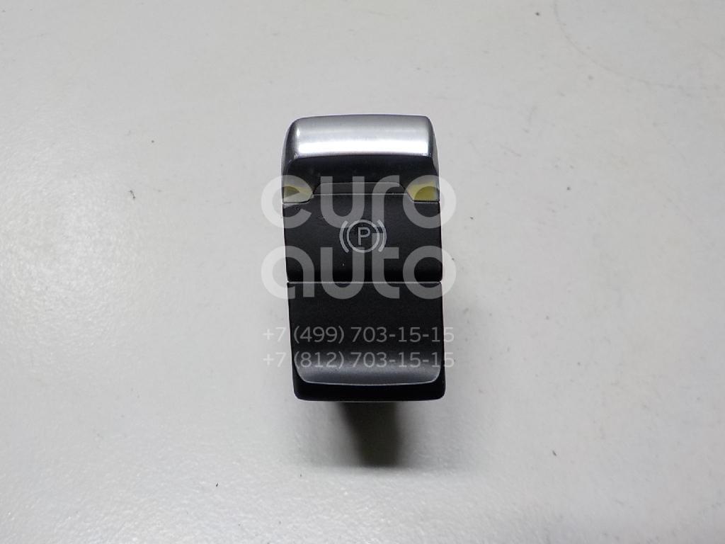 Купить Кнопка фиксатора стояночного тормоза Audi A5/S5 [8T] Coupe/Sportback 2008-2016; (8K1927225B)