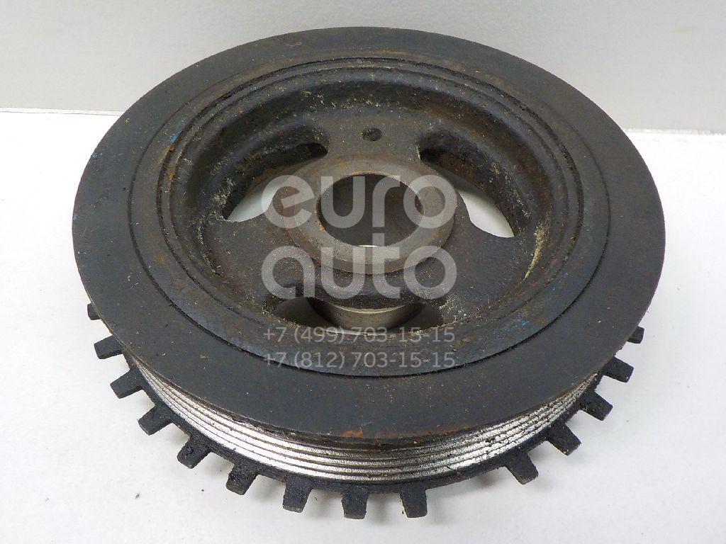 Купить Шкив коленвала Ford Focus II 2008-2011; (1S7G6316BD)