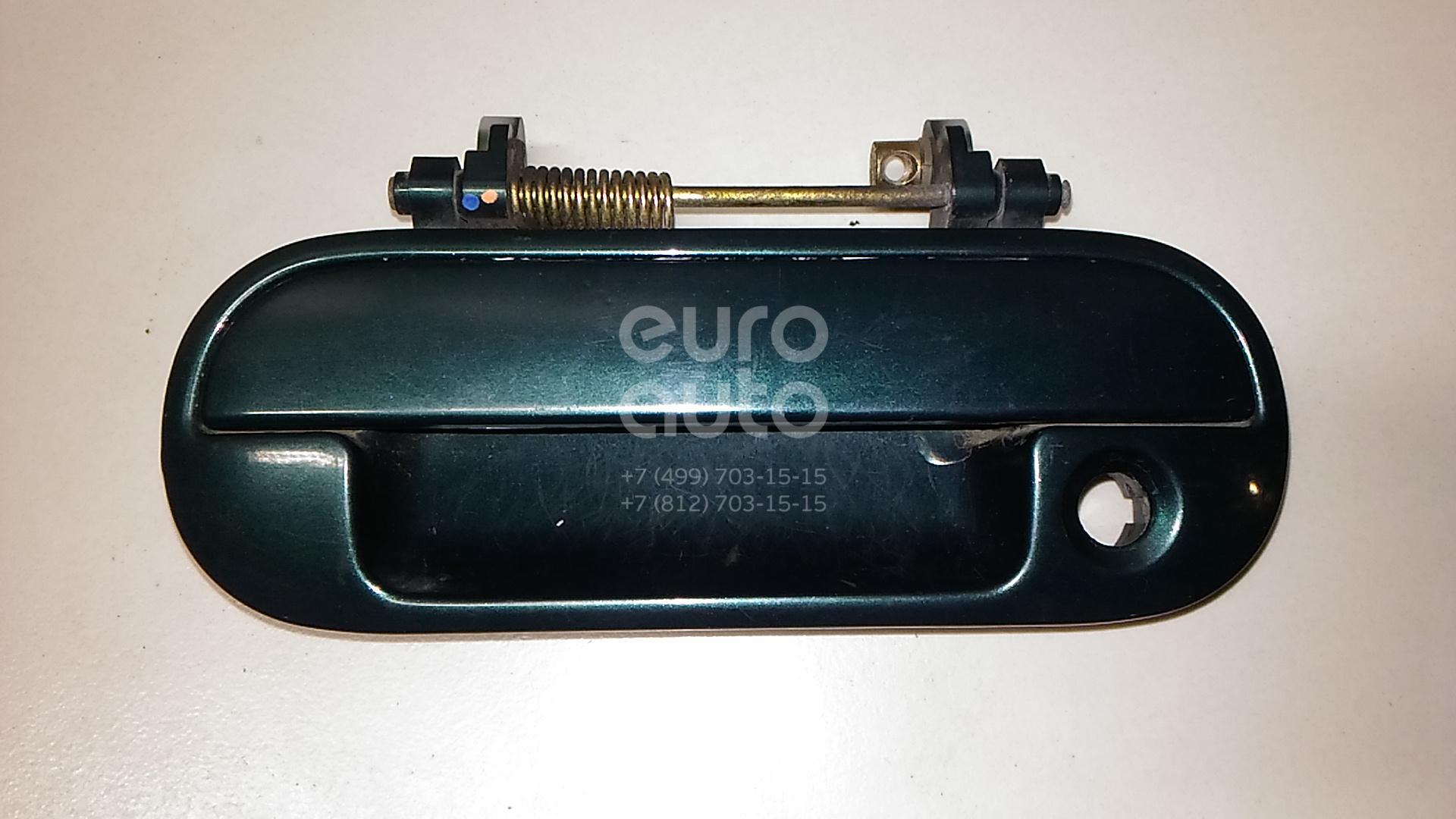 Купить Ручка двери передней наружная левая Honda HR-V 1999-2005; (72180S4N003ZA)