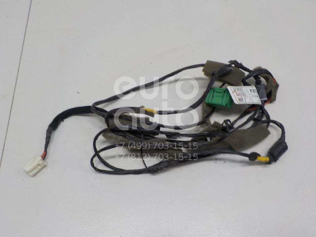 Купить Проводка (коса) Hyundai Starex H1/Grand Starex 2007-; (918004H330)