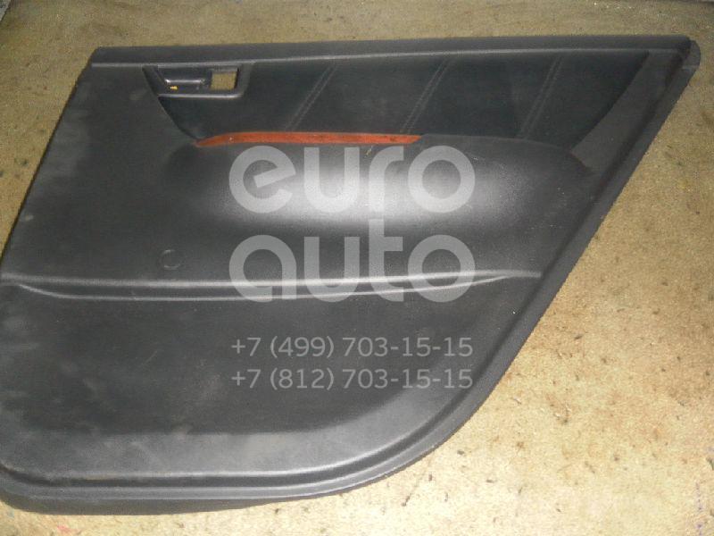 Купить Обшивка двери задней правой BYD F 3 2006-2013; (BYDF36202200B)