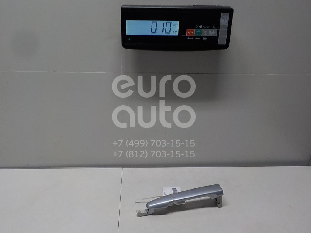 Купить Ручка двери наружная левая Peugeot 4007 2008-2013; (9101FP)