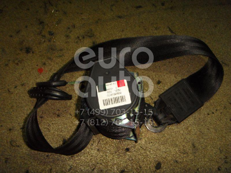 Купить Ремень безопасности Audi Q7 [4L] 2005-2015; (4L0857805G)