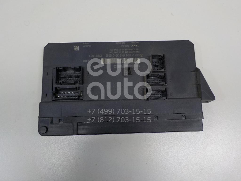 Блок электронный VW Crafter 2006-; (9065453001)