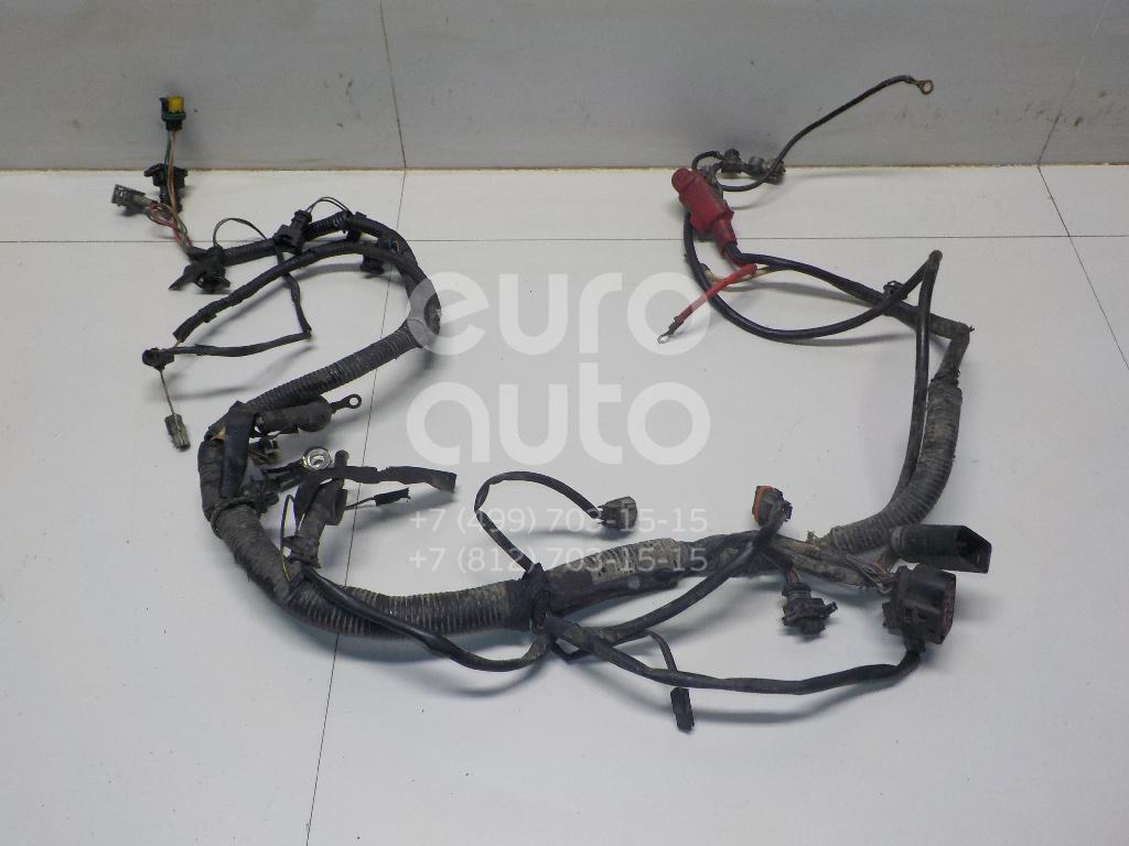 Проводка (коса) Hafei Brio 2002-2010; (AB37670010)