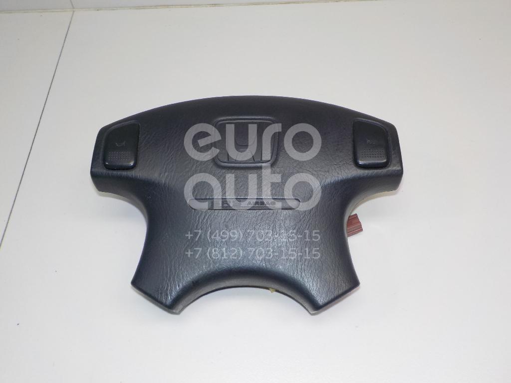Купить Подушка безопасности в рулевое колесо Honda Accord VI 1998-2002; (06770S1AE80ZA)