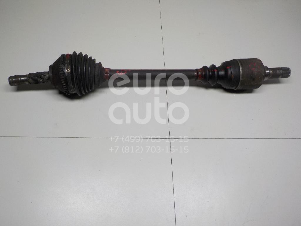 Полуось передняя левая Fiat Ducato 244 (+ЕЛАБУГА) 2002-2006; (71753963)  - купить со скидкой