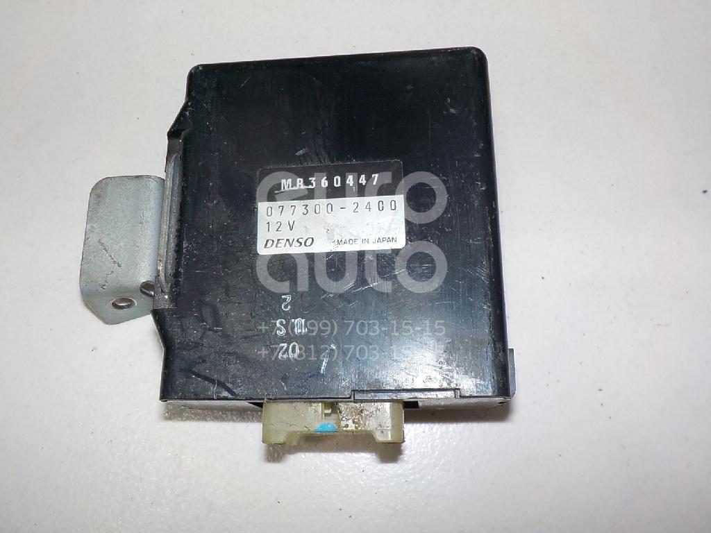 Купить Блок электронный Mitsubishi Pajero/Montero II (V1, V2, V3, V4) 1997-2001; (MR360447)