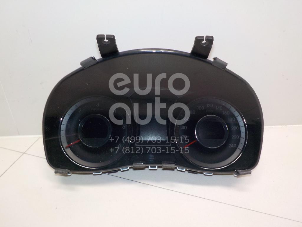 Купить Панель приборов Hyundai i40 2011-; (940233Z590)