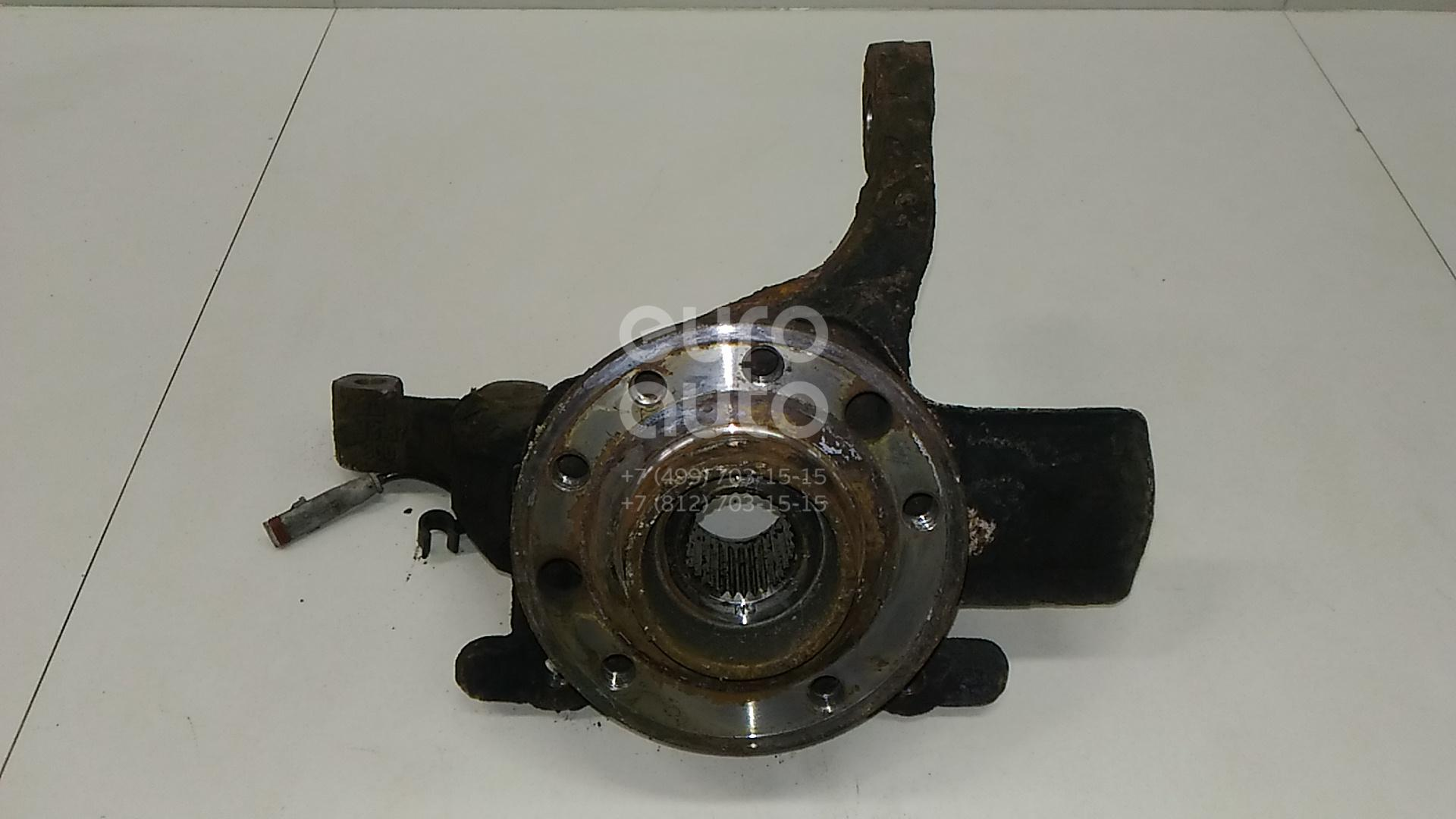 Купить Кулак поворотный передний левый Opel Zafira B 2005-2012; (13197808)