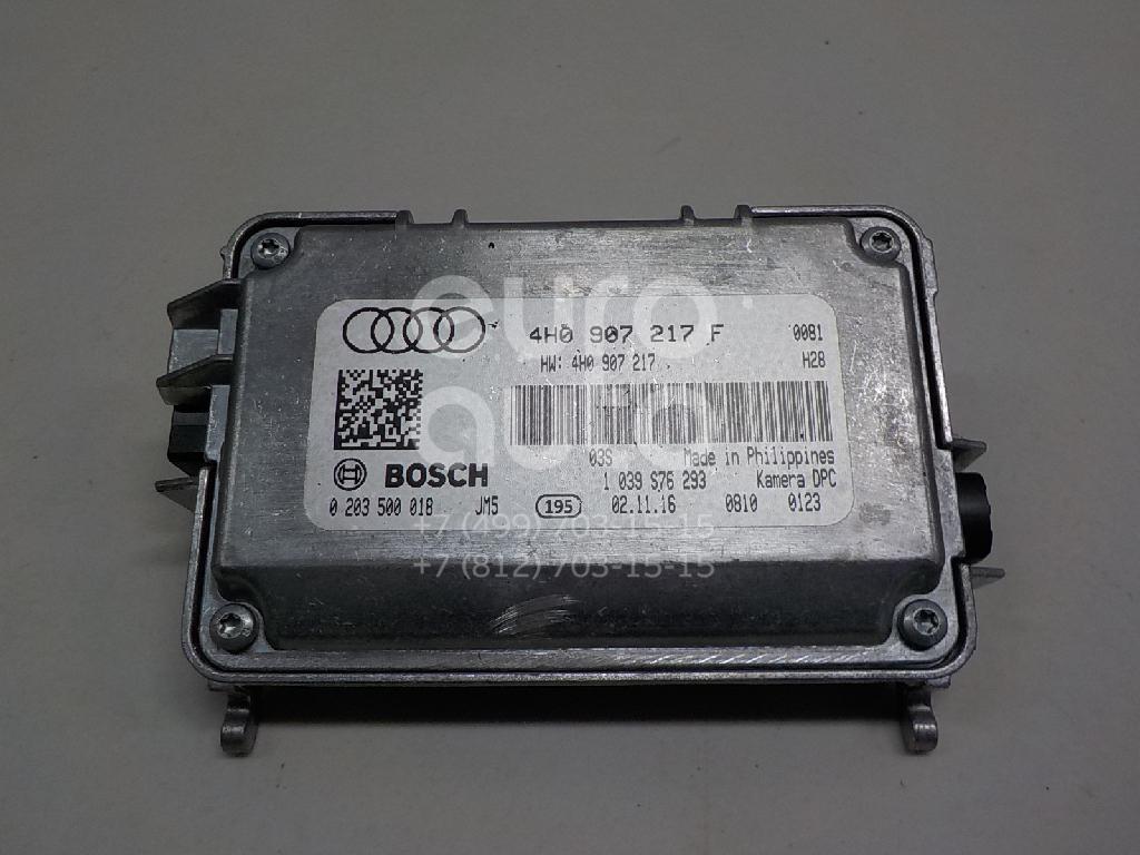Камера Audi A8 [4H] 2010-2017; (4H0907217F)  - купить со скидкой