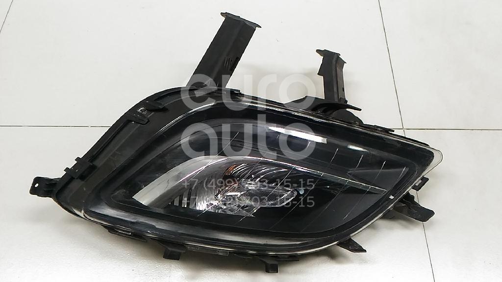 Указатель поворота в бампер левый Opel Astra J 2010-; (13264641)