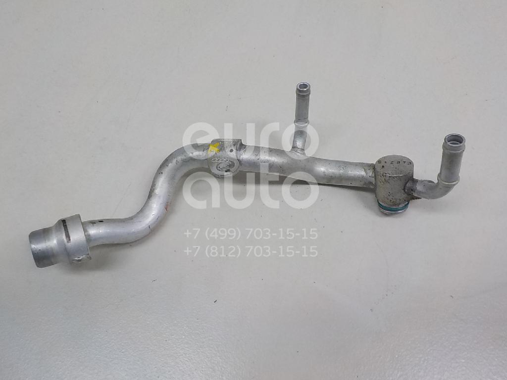 Купить Трубка охлажд. жидкости металлическая Audi A8 [4H] 2010-2017; (059121065CQ)