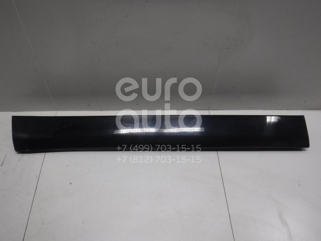 Купить Накладка двери передней левой Toyota Highlander III 2013-; (750720E080C0)
