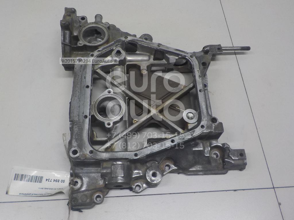 Купить Поддон масляный двигателя Subaru XV (G33, G43) 2011-; (11120AA280)