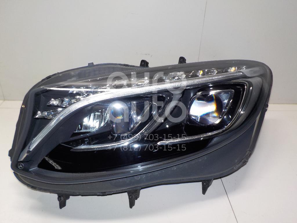 Купить Фара левая Mercedes Benz W217 S-Klasse coupe 2014-; (2179063900)