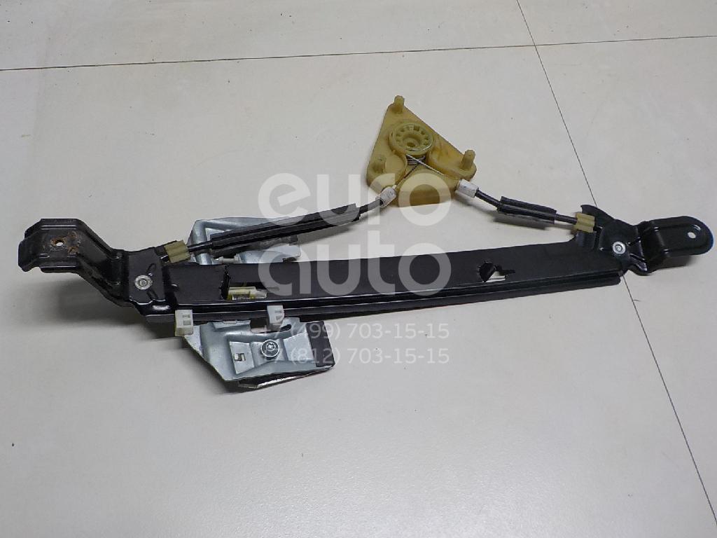 Купить Стеклоподъемник электр. задний правый Seat Leon (1P1) 2005-2013; (1P0839462A)