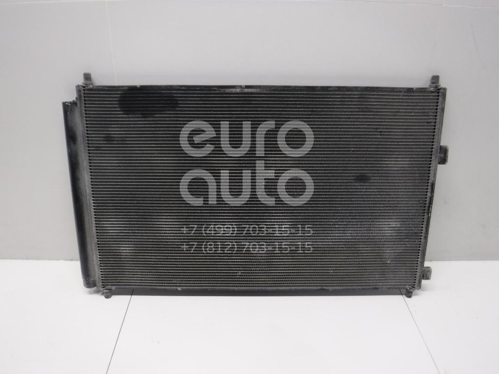 Радиатор кондиционера (конденсер) Toyota RAV 4 2006-2013; (8846042100)  - купить со скидкой
