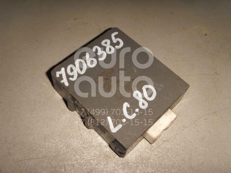 Купить Блок электронный Toyota Land Cruiser (80) 1990-1998; (8965060020)