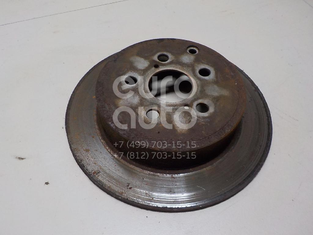 Купить Диск тормозной задний Toyota Avensis II 2003-2008; (4243105030)