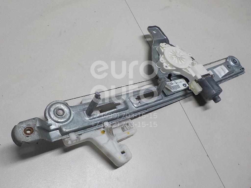 Купить Стеклоподъемник электр. задний правый Jeep Compass (MK49) 2006-2016; (68002888AA)