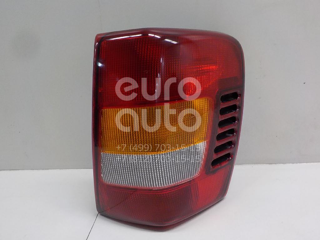 Купить Фонарь задний правый Jeep Grand Cherokee (WJ, WG) 1999-2004; (55155142AC)