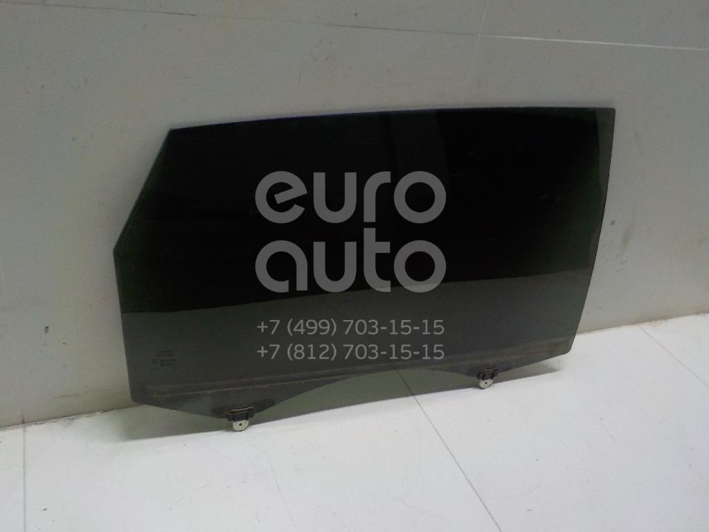 Купить Стекло двери задней правой Toyota Venza 2009-; (681030T020)