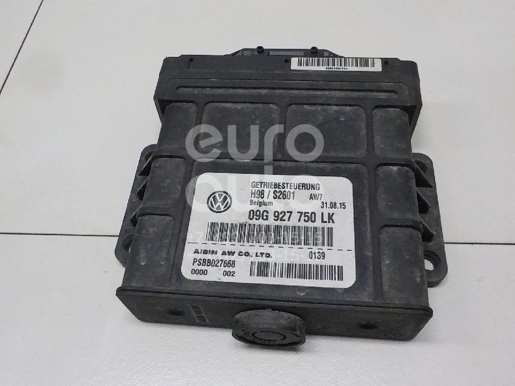 Блок управления АКПП VW Polo (Sed RUS) 2011-; (09G927750LK)  - купить со скидкой