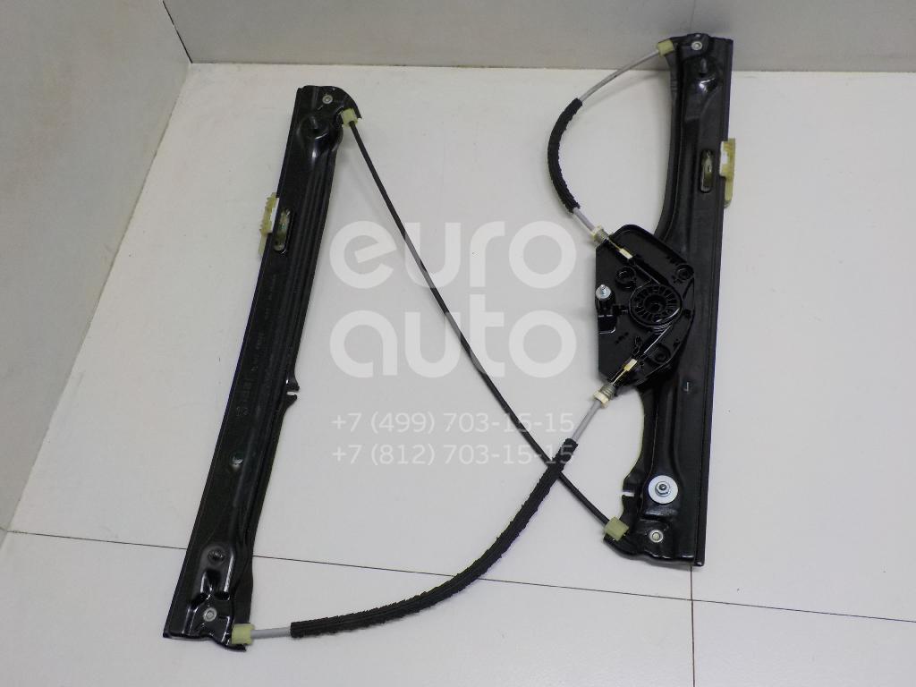 Купить Стеклоподъемник электр. передний правый BMW X4 F26 2014-; (51337355636)