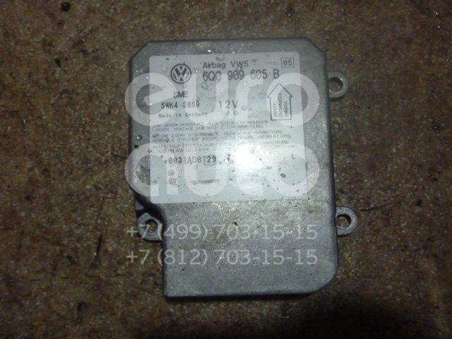 Купить Блок управления AIR BAG VW Passat [B5] 2000-2005; (6Q0909605B)