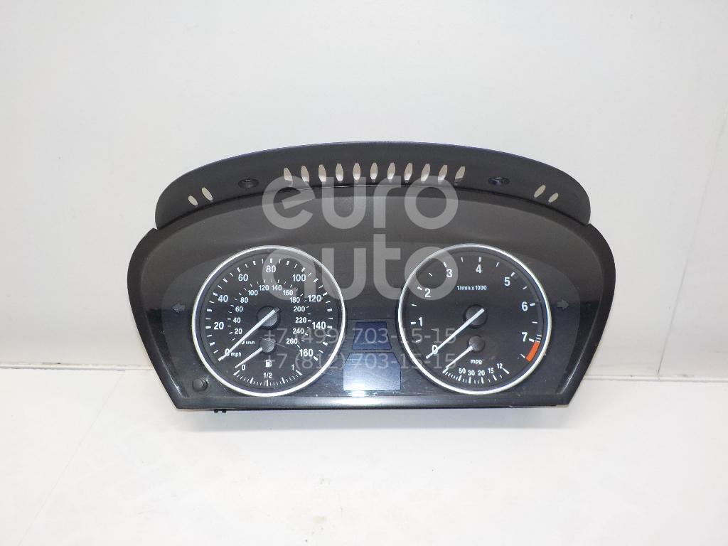 Панель приборов BMW X5 E70 2007-2013; (62109153837)