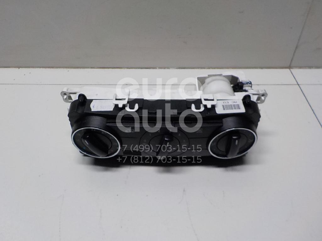 Купить Блок управления климатической установкой Mercedes Benz W245 B-klasse 2005-2011; (1698301585)