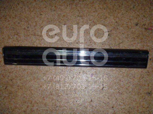 Купить Накладка порога (внутренняя) Mercedes Benz W220 1998-2005; (2206805535)