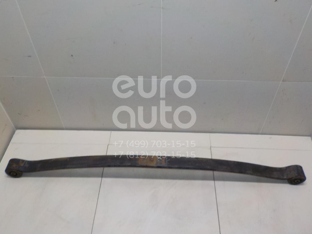 Купить Рессора задняя Mercedes Benz Sprinter (906) 2006-; (9063205506)