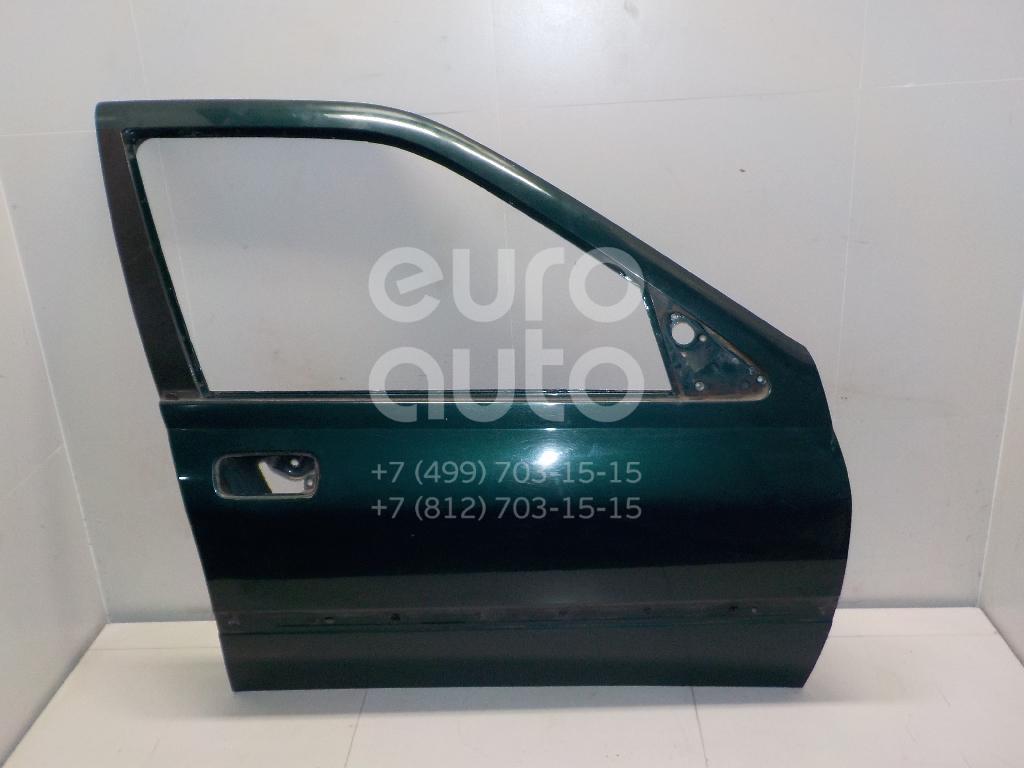 Купить Дверь передняя правая Peugeot 406 1995-1999; (9004Q1)