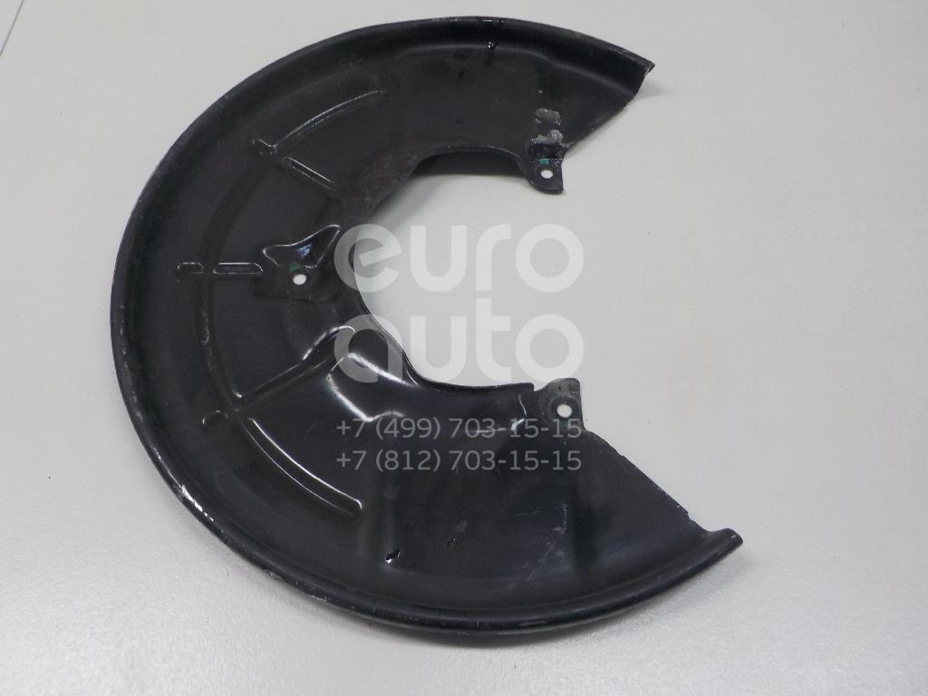 Пыльник тормозного диска Opel Mokka 2012-; (95286840)
