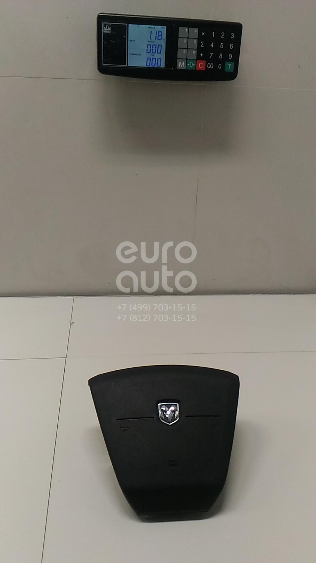 Купить Подушка безопасности в рулевое колесо Dodge Caliber 2006-2011; (0XS26XDVAG)