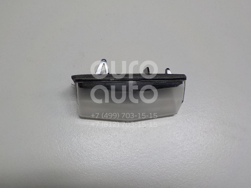 Купить Фонарь подсветки номера Toyota RAV 4 2013-; (8127153011)