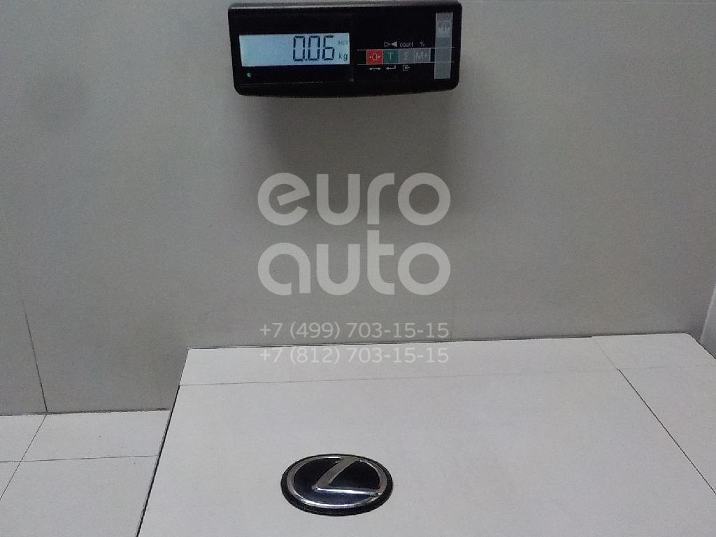 Купить Эмблема на крышку багажника Lexus GS 300/400/430 2005-2011; (7543130240)