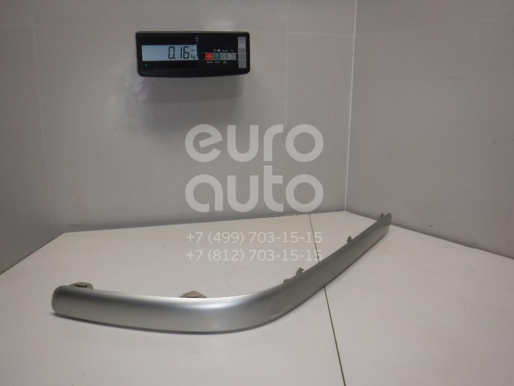 Купить Молдинг заднего бампера правый Toyota Avensis II 2003-2008; (5275205020)